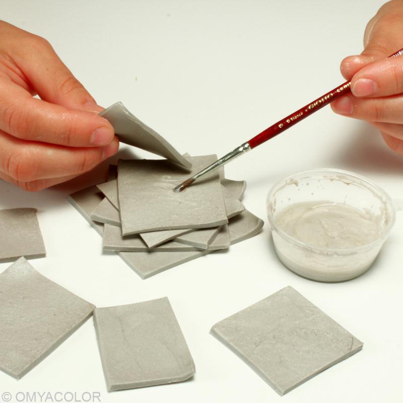 fabriquer un bougeoir de noel en forme de sapin id es et conseils no l. Black Bedroom Furniture Sets. Home Design Ideas