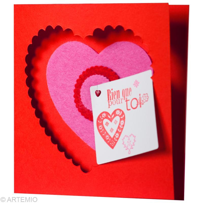 4 id es de cartes saint valentin id es et conseils saint valentin - Idee de saint valentin ...