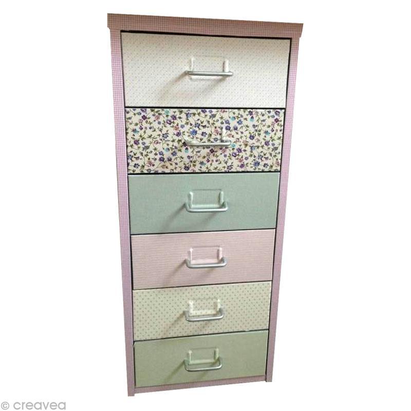 Relooking d 39 un meuble tiroirs id es et conseils home for Relooking petit meuble
