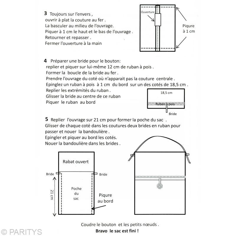 Fabriquer Un Sac à Main En Cuir : Fabriquer un sac bandouli?re id?es et conseils couture