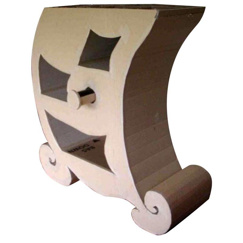 fabriquer un meuble en carton id es et conseils meuble en carton. Black Bedroom Furniture Sets. Home Design Ideas