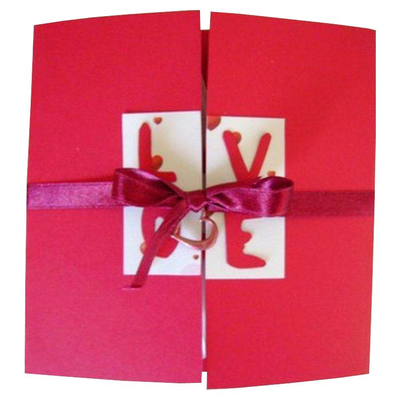 Carte simple r aliser pour la saint valentin id es et - Idees pour la saint valentin ...