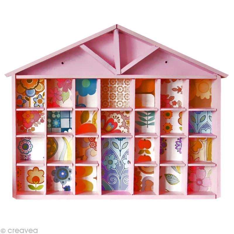 ... créatives > Idées Décoration > Décorer une petite maison en bois