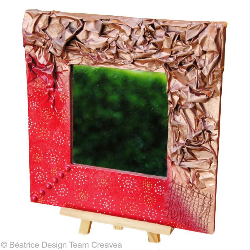 customisation d 39 un miroir id es et conseils activit manuelle enfant. Black Bedroom Furniture Sets. Home Design Ideas