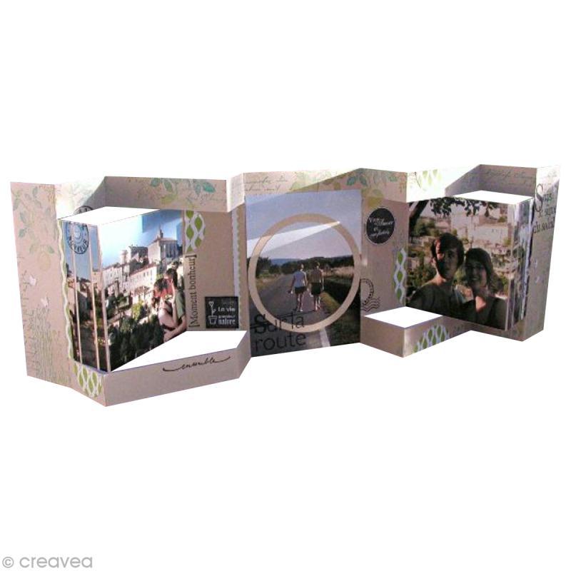 Album de scrapbooking d co id es et conseils scrapbooking - Idee deco album photo ...