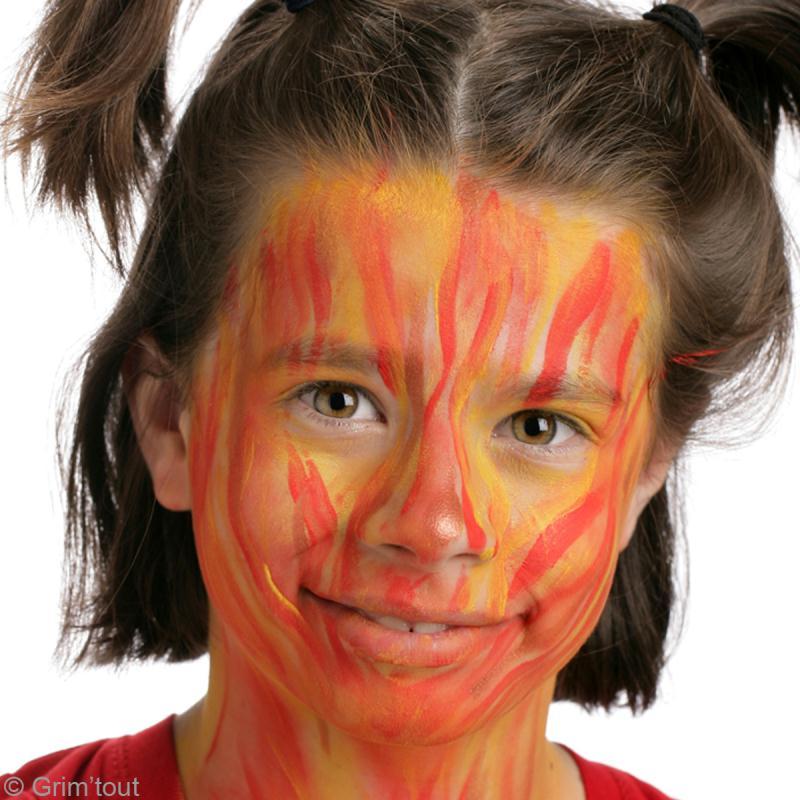 Maquillage de diablesse facile faire id es et conseils maquillage - Dessin diablesse ...