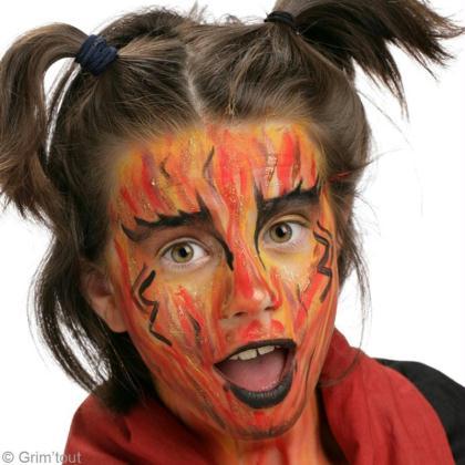 Maquillage de diablesse facile faire id es et conseils - Maquillage facile a faire ...
