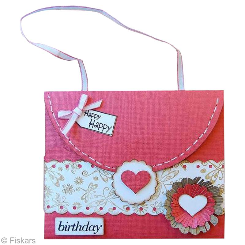 Decoration Lettre Papier Scrapbooking Tuto
