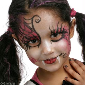 Id es diy maquillage conseil de bricolage et exemple maquillage - Maquillage diablesse halloween ...