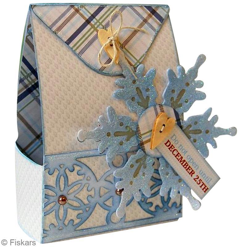 bricolage boite cadeau no l id es et conseils no l. Black Bedroom Furniture Sets. Home Design Ideas