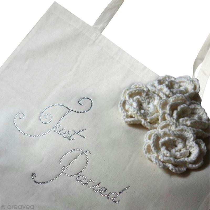personnaliser un tote bag pour un mariage id es et conseils couture. Black Bedroom Furniture Sets. Home Design Ideas