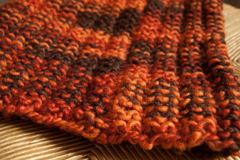Tuto tricot 2 couleurs - Changer de couleur tricot ...