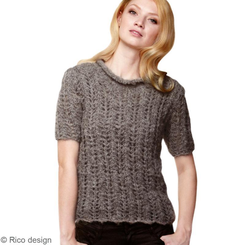 comment tricoter les manches d un pull