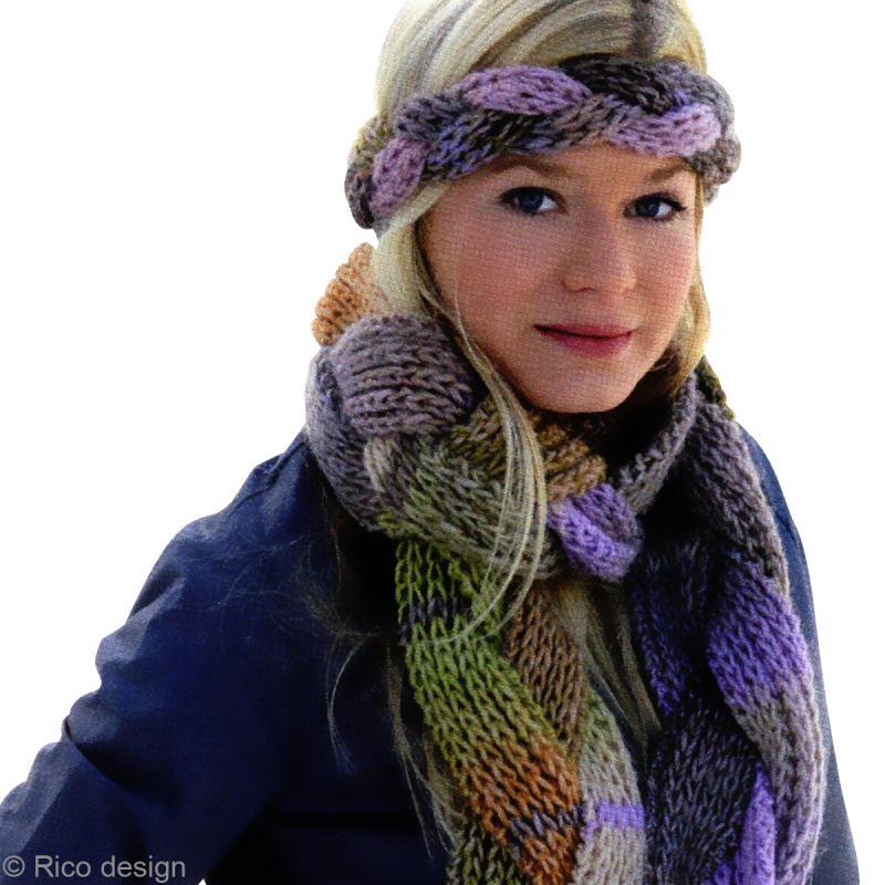 tuto tricoter un bandeau tress id es et conseils crochet et tricot. Black Bedroom Furniture Sets. Home Design Ideas