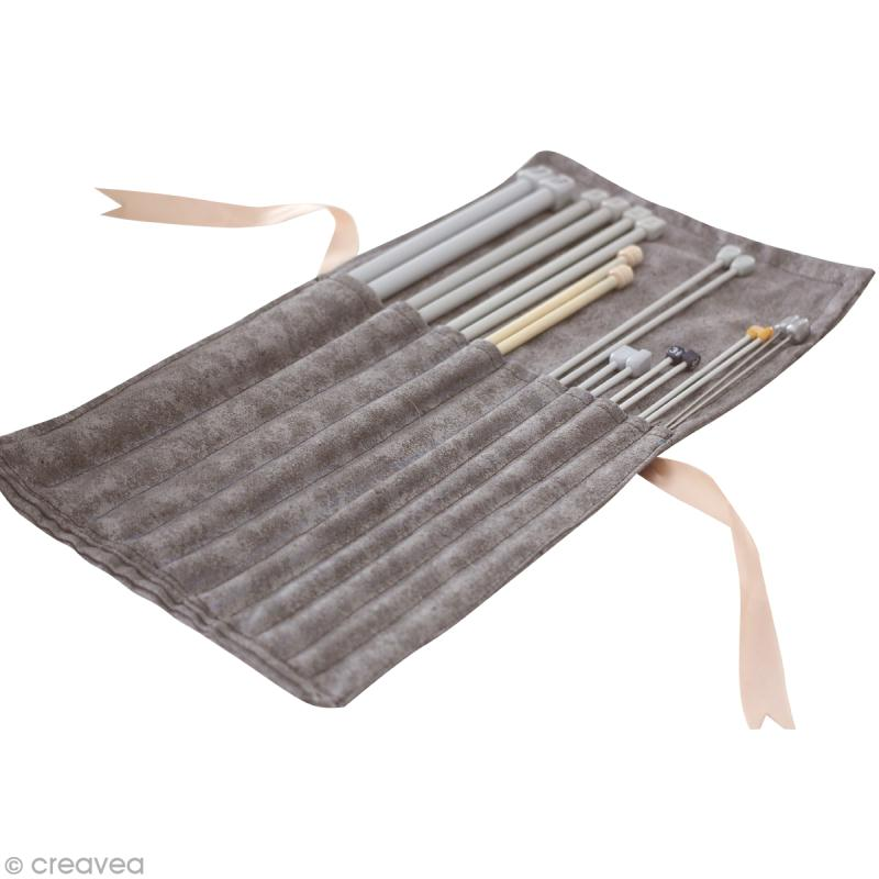 Diy pochette aiguilles tricoter id es et conseils couture for Aiguille a couture