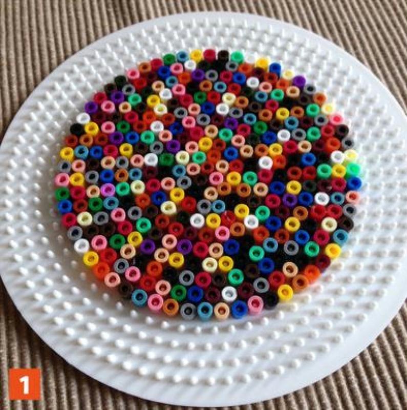 crapouillotage de l 39 utilisation des perles repasser. Black Bedroom Furniture Sets. Home Design Ideas