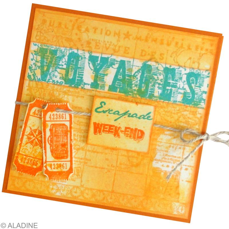 Carnet de voyage en cuir  Papeterie Carnet du voyageur