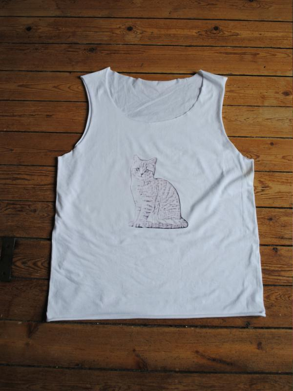 customiser un t shirt avec du papier transfert id es et conseils customisation. Black Bedroom Furniture Sets. Home Design Ideas