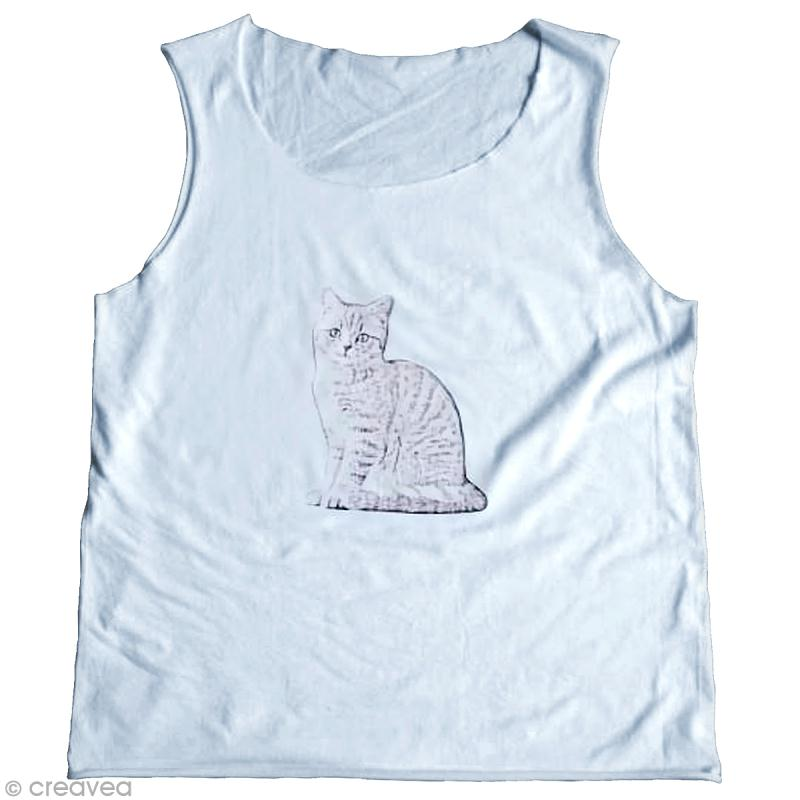customiser un t shirt avec du papier transfert id es et. Black Bedroom Furniture Sets. Home Design Ideas