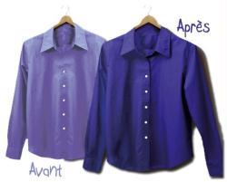 1. Raviver les couleurs d'un vêtement