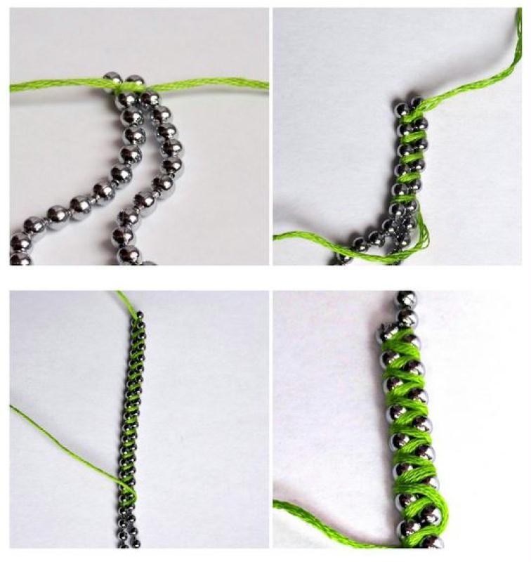 Tuto Bracelets Color S Les Bijoux De Maylis