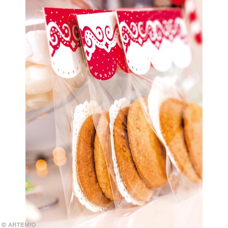 Packaging alimentaire original pour biscuits de Noël - Idées et ...