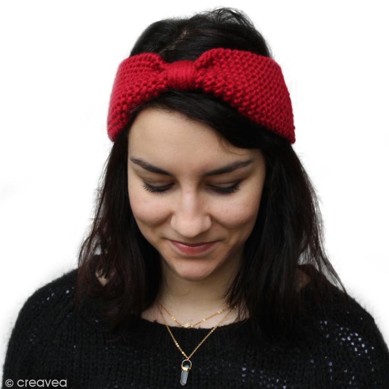 diy headband en tricot id es et conseils crochet et tricot. Black Bedroom Furniture Sets. Home Design Ideas