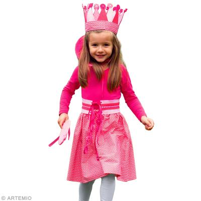 tuto d guisement princesse id es et conseils carnaval mardi gras. Black Bedroom Furniture Sets. Home Design Ideas