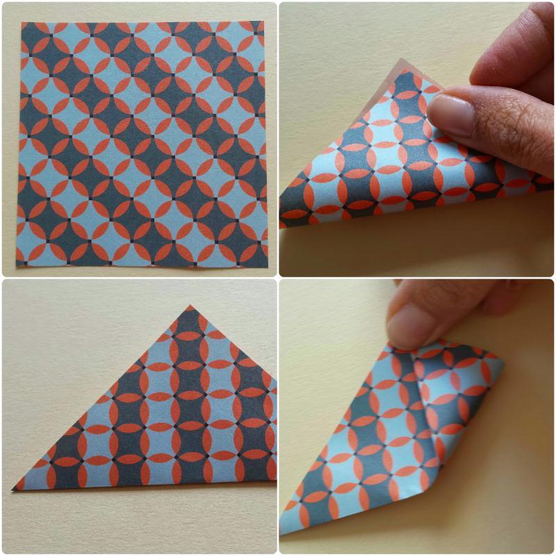 tuto mobile origami pour b b 1 3 le poisson id es et conseils origami. Black Bedroom Furniture Sets. Home Design Ideas