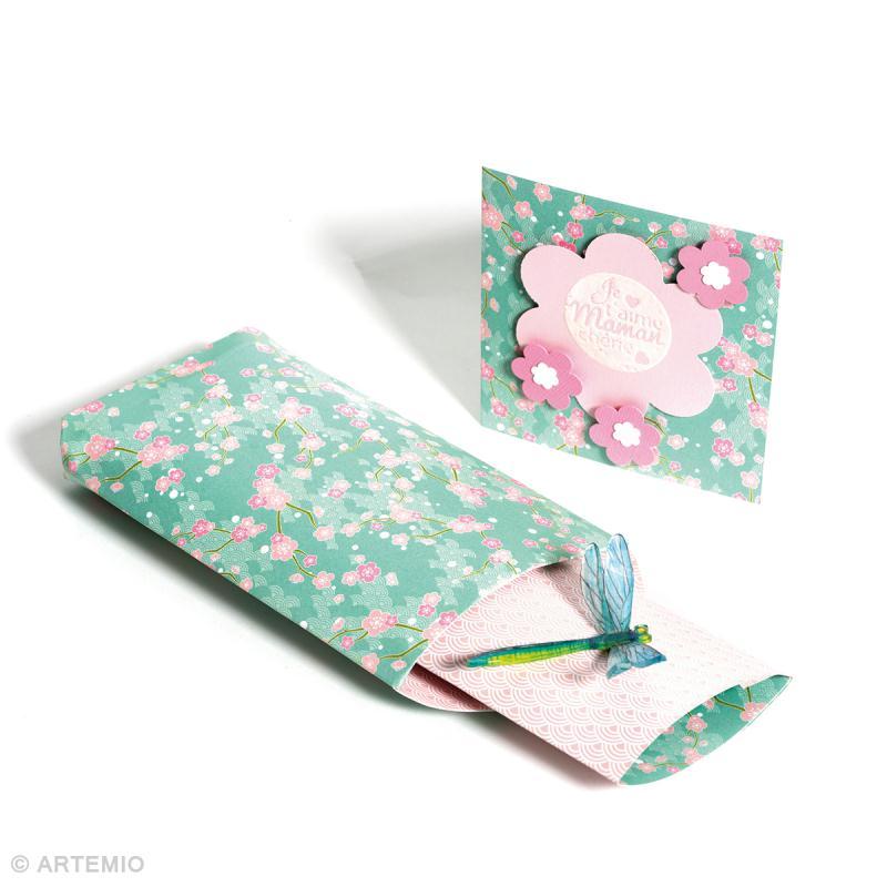 Petit cadeau f te des m res pas cher broche libellule et - Cadeau fete des meres a fabriquer ado ...