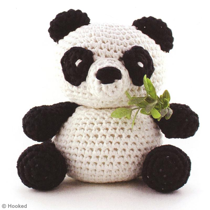 Modele Amigurumi Panda : DIY Panda Amigurumi au crochet - Idees et conseils Crochet ...