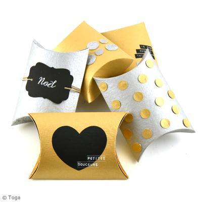 Diy 5 boites cadeaux pour no l id es et conseils 1 no l - Comment faire un paquet cadeau original ...