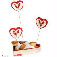 DIY Petit déjeuner St Valentin