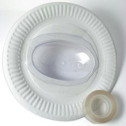 3. La capsule de la soucoupe volante