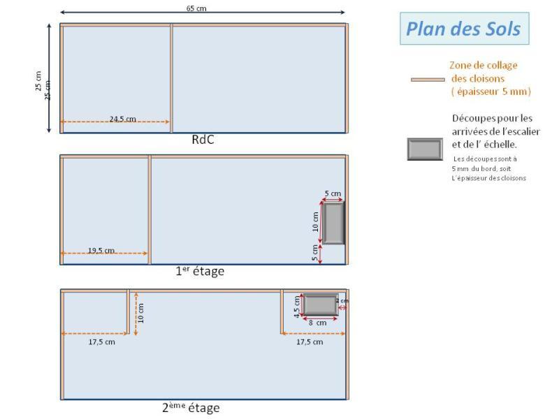 Fabriquer maison de poup e en carton plume id es et conseils maquettes et miniatures - Fabrication maison en carton ...