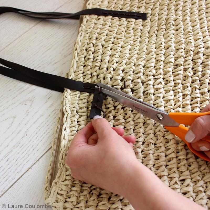 diy fabriquer un panier id es et conseils vacances. Black Bedroom Furniture Sets. Home Design Ideas