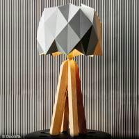 DIY Lampe Origami