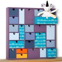 DIY Rangement : Grand meuble à tiroirs