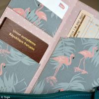 DIY Protège-passeport