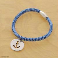DIY Bracelet esprit marin