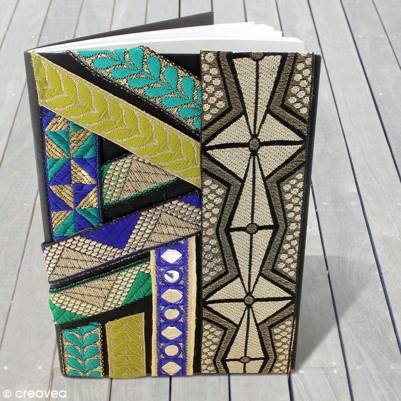 diy carnet de voyage babachic id es et conseils customisation. Black Bedroom Furniture Sets. Home Design Ideas