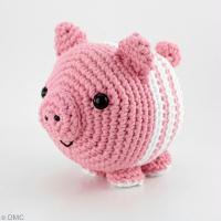 Tutoriel Amiguri : Petit cochon