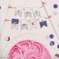 DIY Cake Topper pour déco de gâteau facile