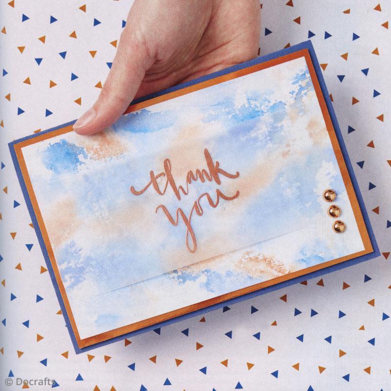 Diy scrap carte de remerciement thank you id es et - Se faire tatouer gratuitement ...