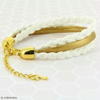 DIY Bijou facile : Bracelet tendance et chic