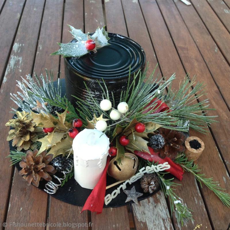 d co de no l chapeau de bonhomme de neige id es et conseils d co de table de no l. Black Bedroom Furniture Sets. Home Design Ideas