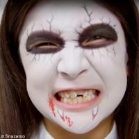 Tutoriel Halloween : Maquillage Vampire (tuto vidéo)