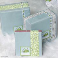 DIY Noël : Emballages cadeaux personnalisés