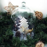 DIY Cloche décorative pour Noël