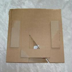 4. Mise en place de la glissière pour la photo